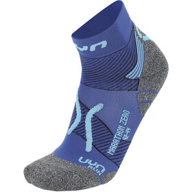 UYN Run Marathon Zero Calcetines Hombre, blue/sky blue